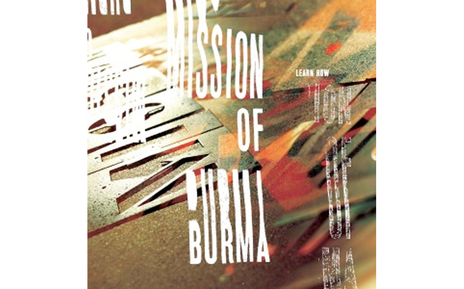 Mission Of Burma - Learn Hoe: The Essential Mission Of Burma