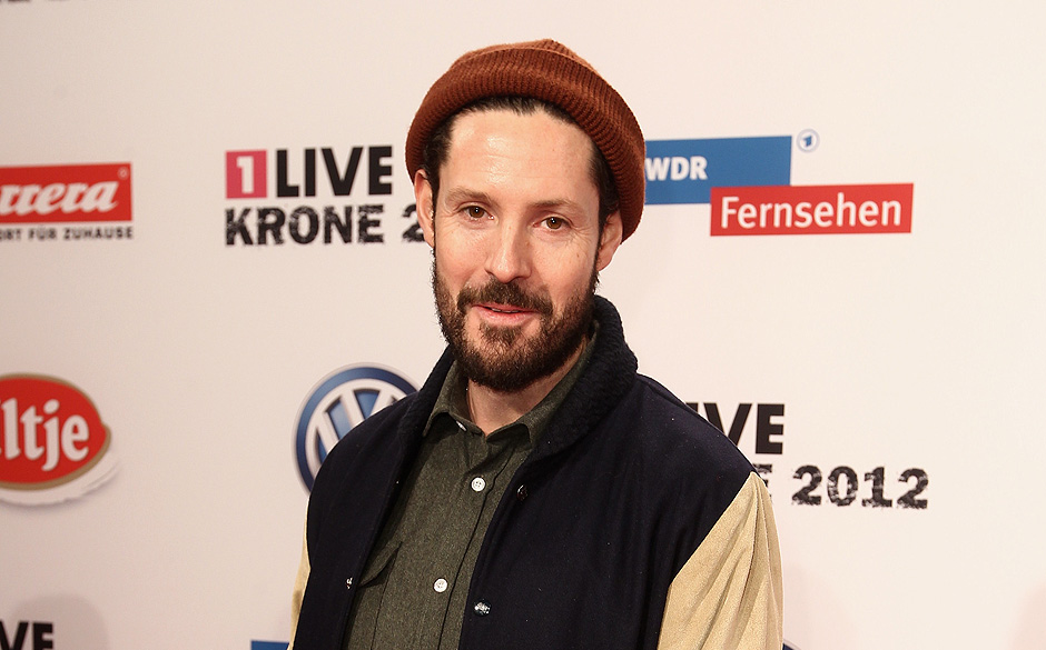 attends the '1Live Krone' at Jahrhunderthalle on December 6, 2012 in Bochum, Germany.