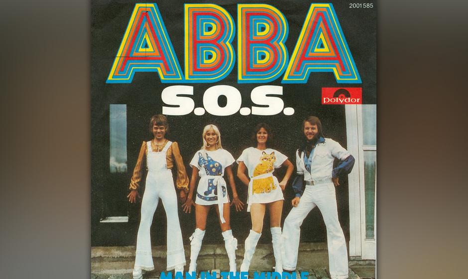 """3. 'S.O.S'. Der große Comeback-Hit (Arbeitstitel: """"Turn Me On"""") nach der Post-""""Waterloo""""-Flaute begeisterte selbst S"""