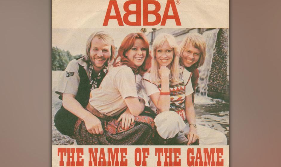 "1. 'The Name Of The Game'. Selbstverständlich gibt es mindestens ein Dutzend ""bester"" Abba-Songs. Aber ""The Name Of Th"