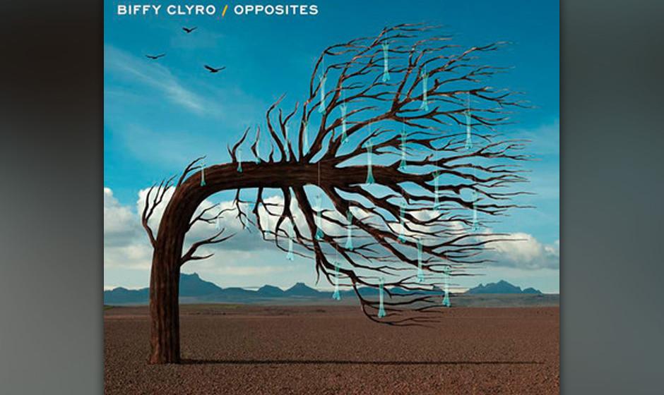 Biffy Clyro 'Opposites' VÖ: 25.1.
