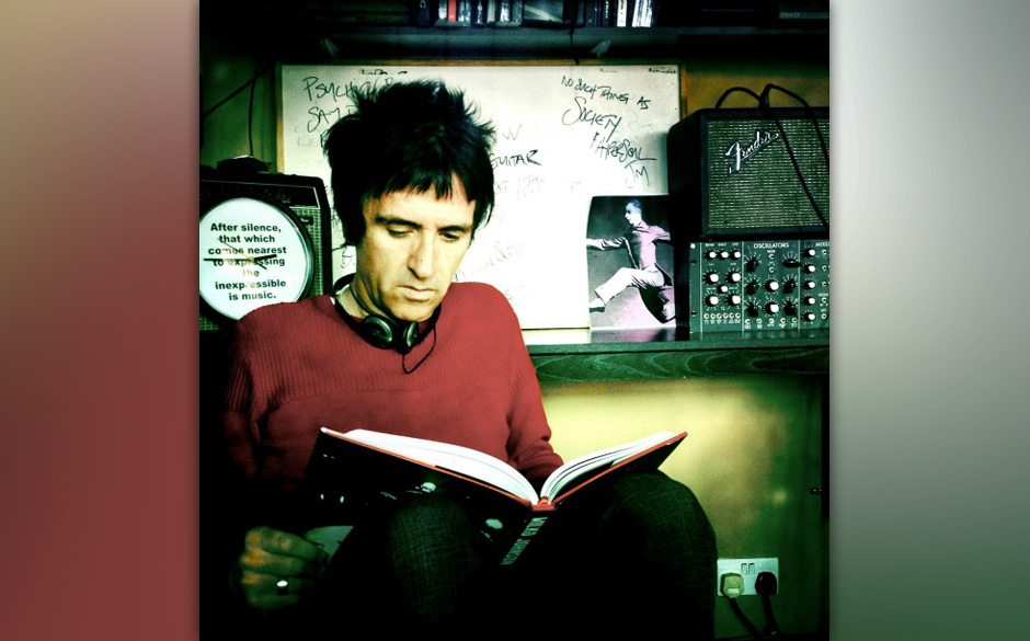 Johnny Marr 'The Messenger' VÖ: 22.2.