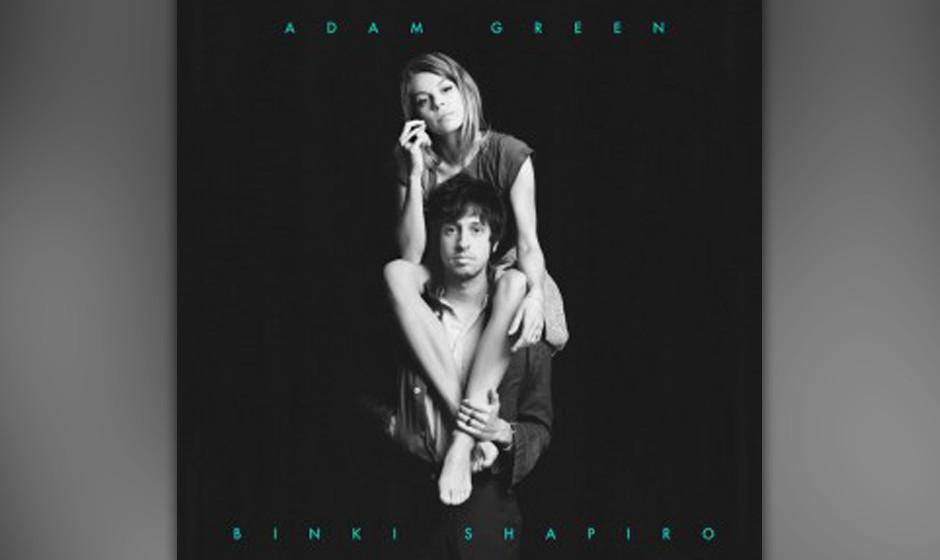Adam Green & Binki Shapiro 'Adam Green & Bikini Shapiro' VÖ: 25.1.