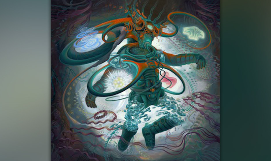 Coheed And Cambria 'The Afterman:Ascension' VÖ: 1.2.