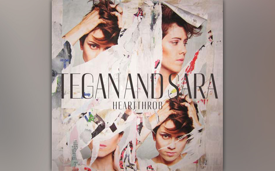 Tegan & Sara 'Heartthrob' VÖ: 15.2.