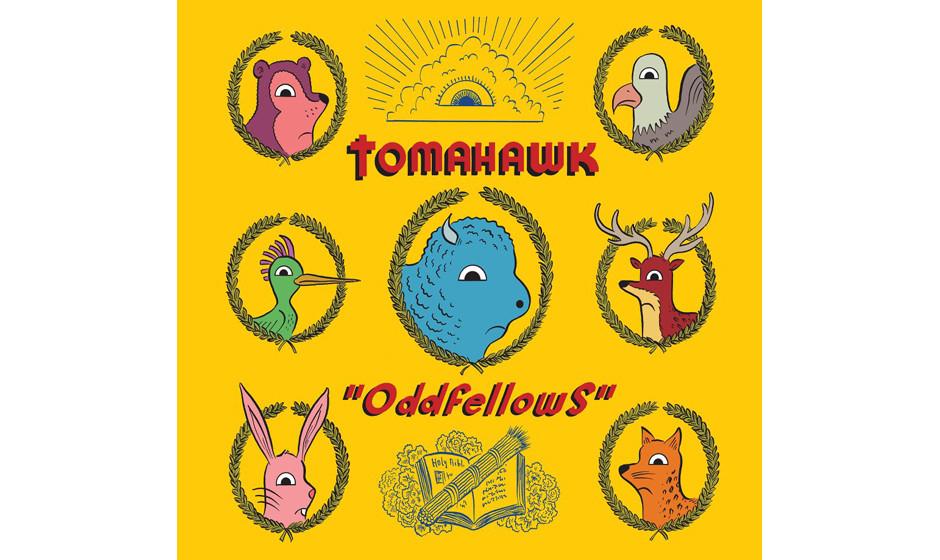 Tomahawk –Oddfellows