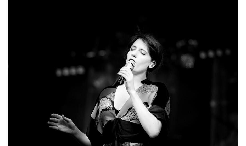 'Breath of Life' heißt der Titel, den Florence & The Machine für den eher mittelmäßigen 'Snow White and The Huntsman' ges