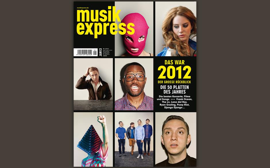 Musikexpress: Januar 2013