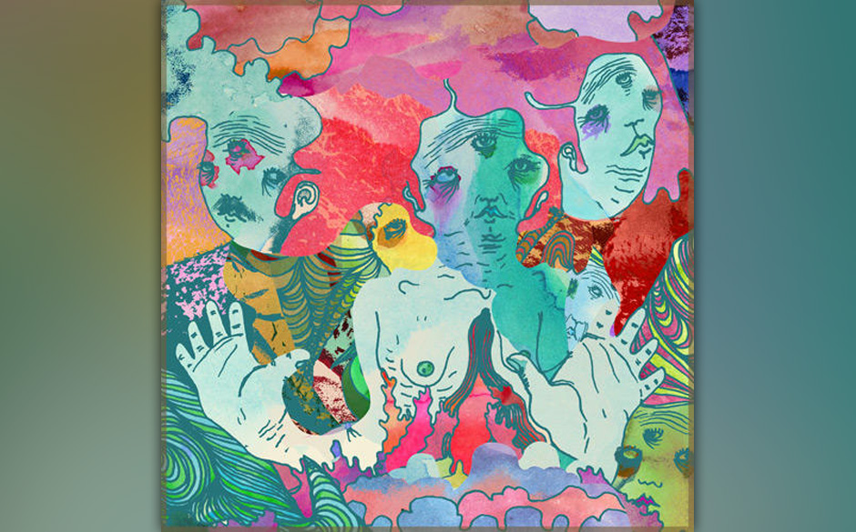 Portugal. The Man 'The Majestic Majesty '