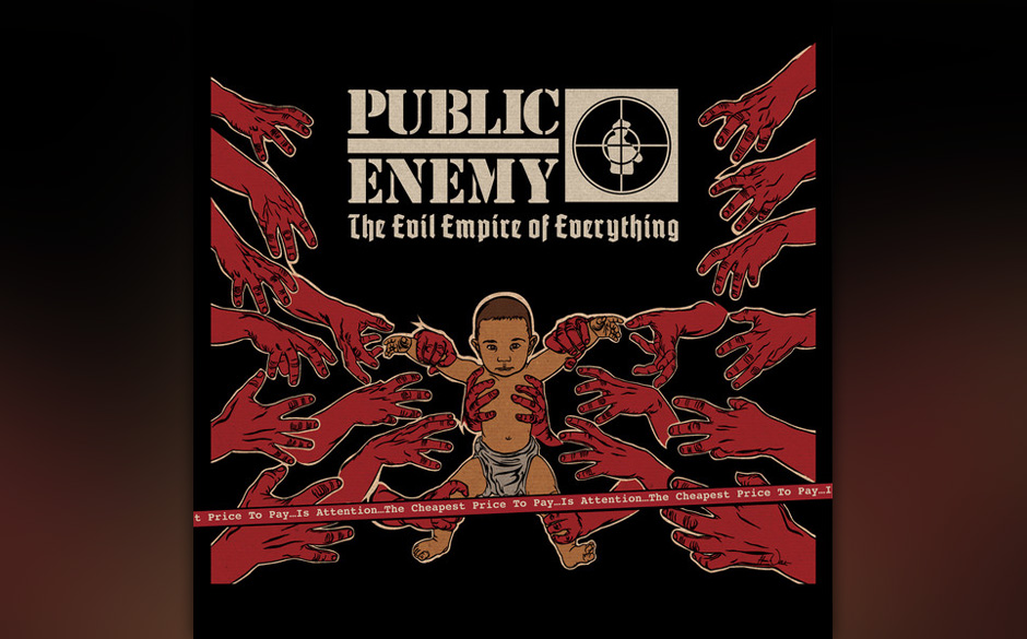 Public Enemy 'The Evil Empire Of Everything'