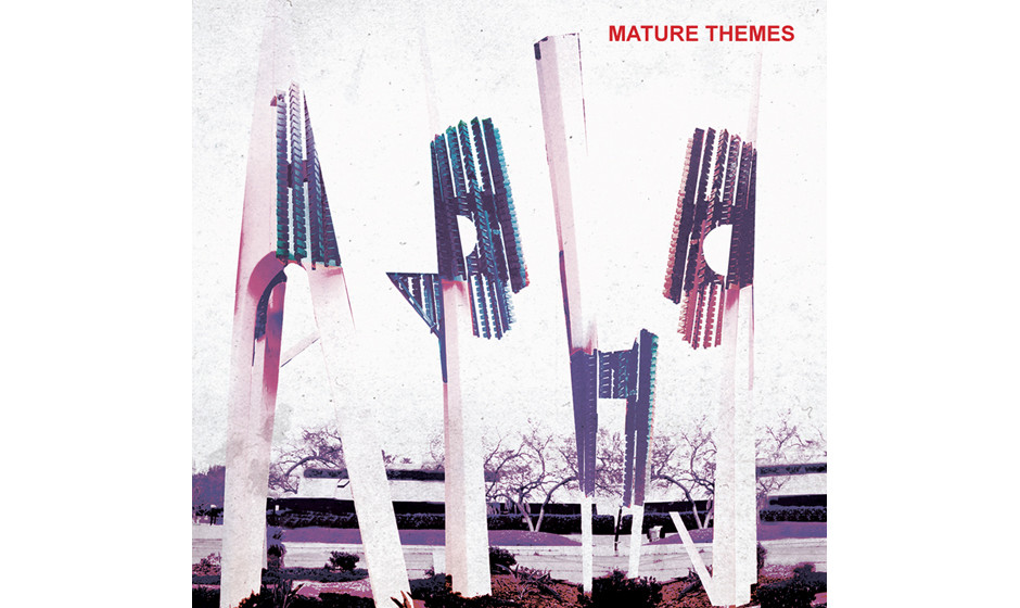 14. Ariel Pink's Haunted Graffiti: 'Mature Themes'. Durch allen Irrsinn schälten sich 60s-/80s-Psychedelia, New-Wave-Marot