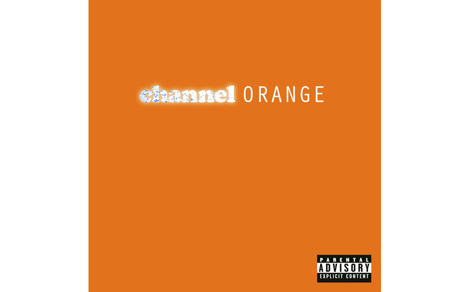 2. Frank Ocean: 'Channel Orange'. Das Odd-Future-Mitglied konstruierte eine kühne Platte, die sich einen Dreck um ihre Einor