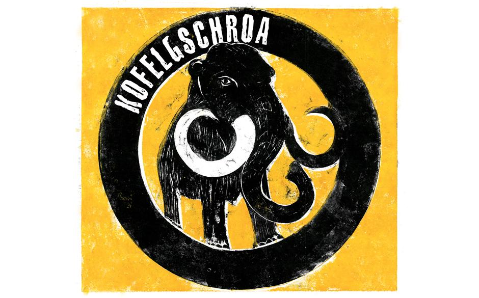 29. KOFELGSCHROA: 'Kofelgschroa'. Wann war zum letzten Mal eine Band in bayerischer Wirtshausmusikbesetzung unter den Top-50-