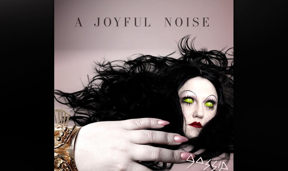 33. Gossip: 'A Joyful Noise'. Die Gemeinsamkeit mit ABBA? Party-Songs, in denen Fragen nach dem Sinn eines geregelten Alltags
