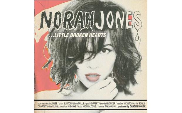 Norah Jones - Little Broken Hearts