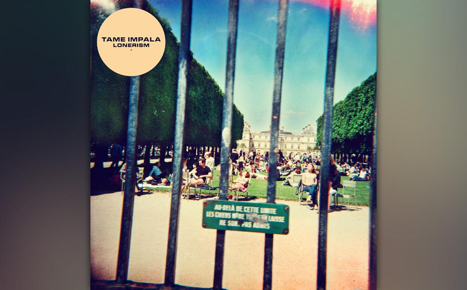 6. Tame Impala: 'Lonerism'. Es klingt wie ein Album, das die Beatles unterschlagen haben, weil sie bei den Aufnahmen nicht be