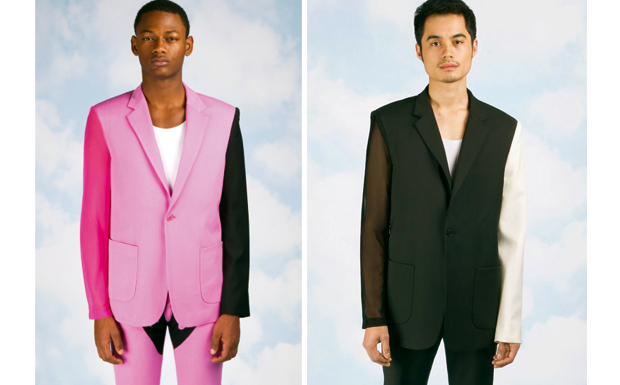 "Yoko Onos ""Fashions for Men 1969-2012 """