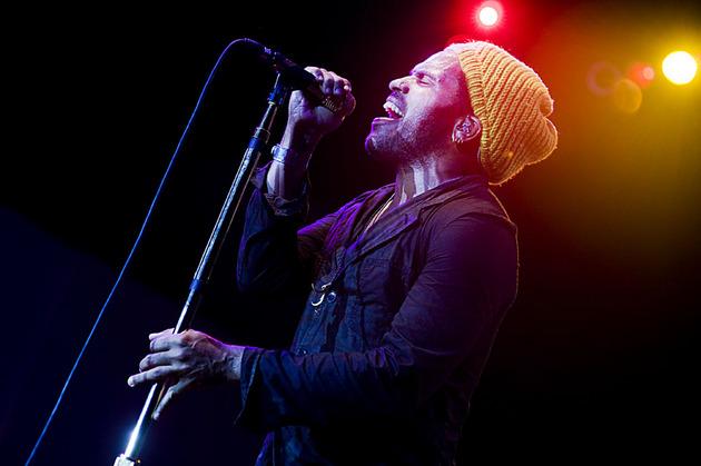 Unterwegs in Sachen Musik und Film: Lenny Kravitz