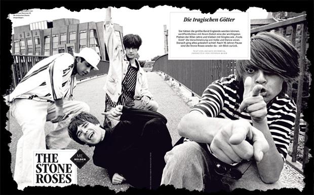 17 Jahre nach ihrer Trennung ernteten The Stone Roses endlich den Erfolg, der ihnen in den 80ern und 90ern verwehrt geblieben