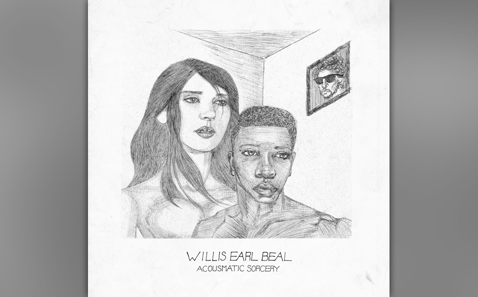 Zeichnung: Pretty Ugly: Willis Earl Beal – 'Acousmatic Sorcery'