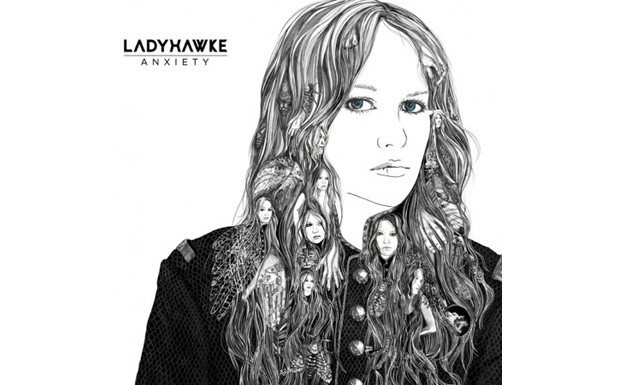 'Anxiety' von Ladyhawke erscheint am 31.5.
