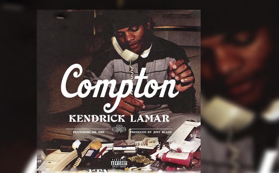 10. Kendrick Lamar – Compton