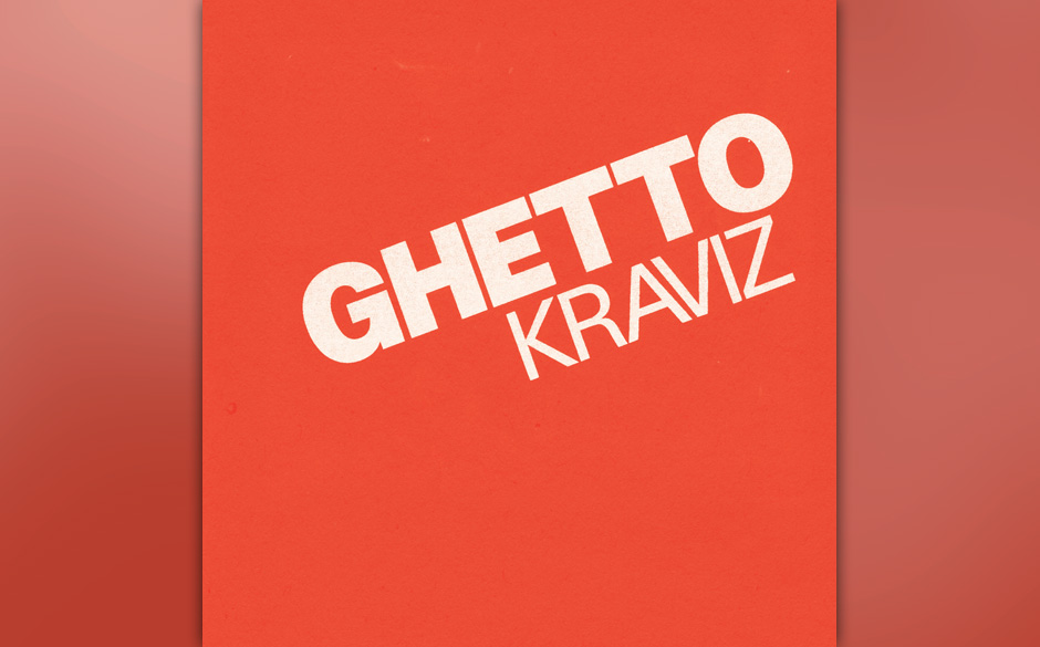 8. Nina Kraviz – Ghetto Kraviz