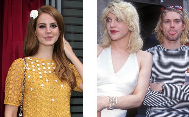 Courtney Love zu Lana Del Rey: 'Wenn Du 'Heart Shaped Box' singst, denke an meine Vagina.' - Die Witwe Kurt Cobains gibt Lana