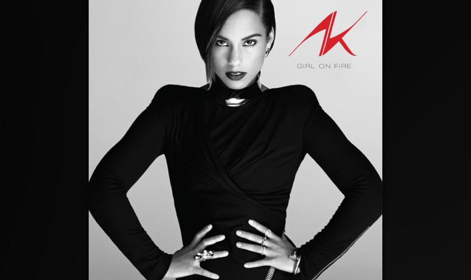 Alicia Keys 'Girl On Fire'