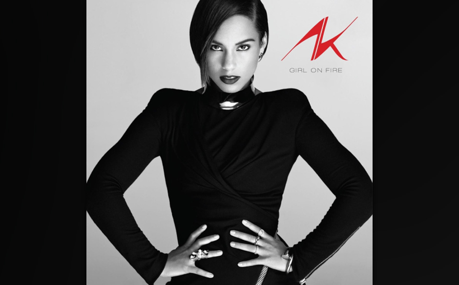 Alicia Keys 'Girl On Fire'