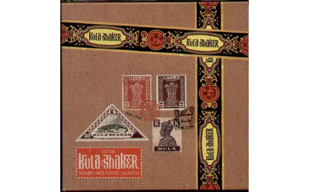 Kula Shaker - Tattva (Columbia)