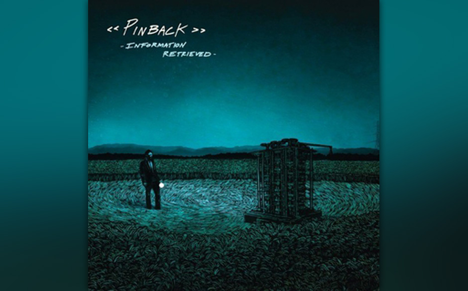 Pinback 'Information Retrieved'