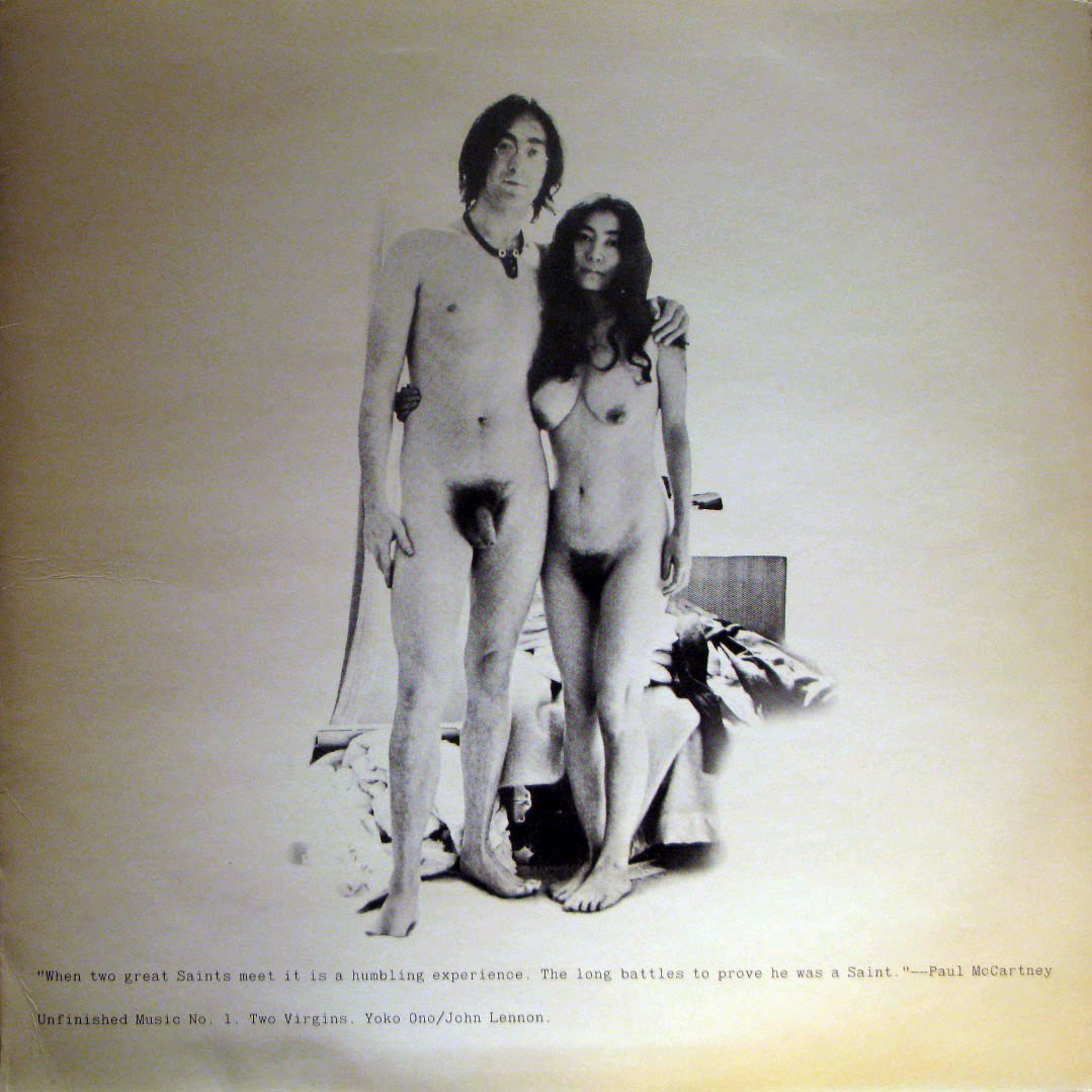 John Lennon & Yoko Ono - Unfinished Music No. 1: Two Virgins