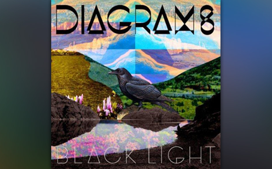 Platz 87: Diagrams - Black Light (204 Stimmen)