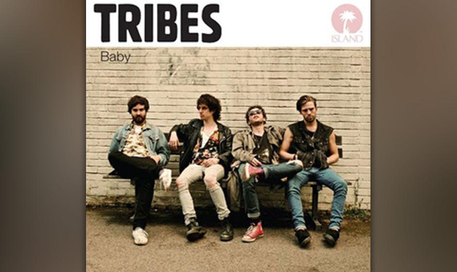 Platz 97: Tribes - Baby (181 Stimmen)
