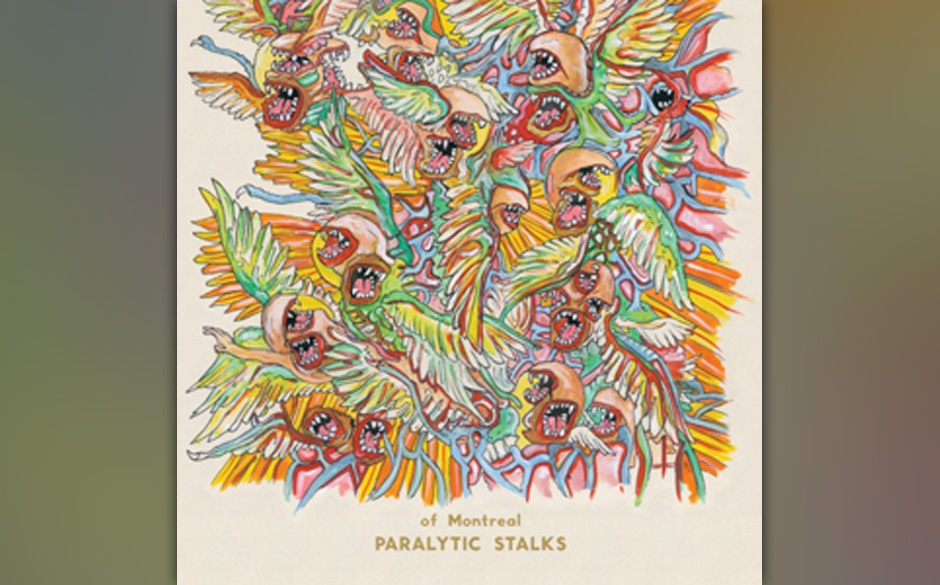 Platz 99: Of Montreal - Paralytic Stalks (175 Stimmen)
