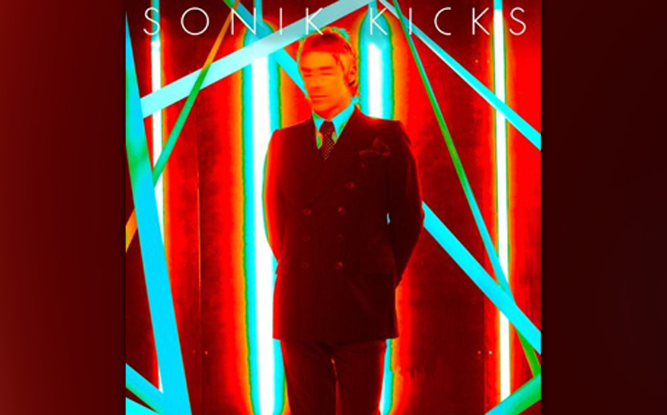 Platz 64: Paul Weller - Sonic Kicks (331 Stimmen)