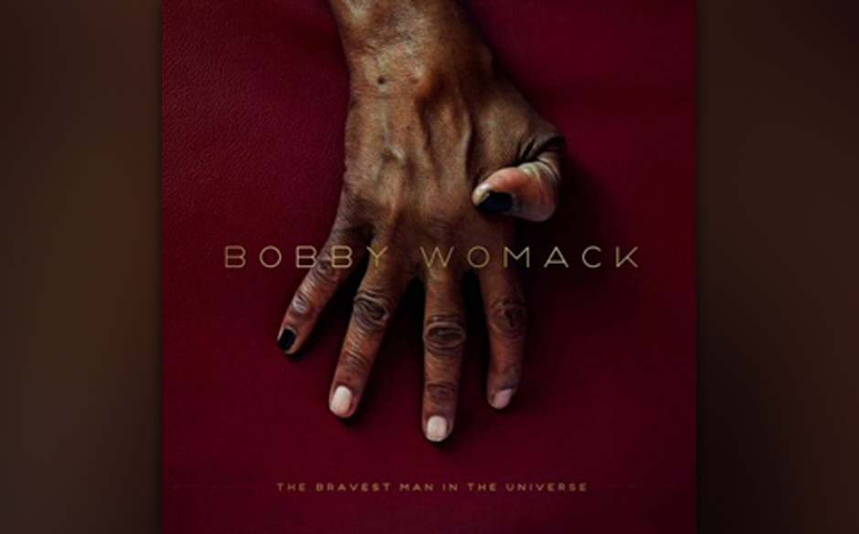 Platz 74: Bobby Womack - The Bravest Man (281 Stimmen)