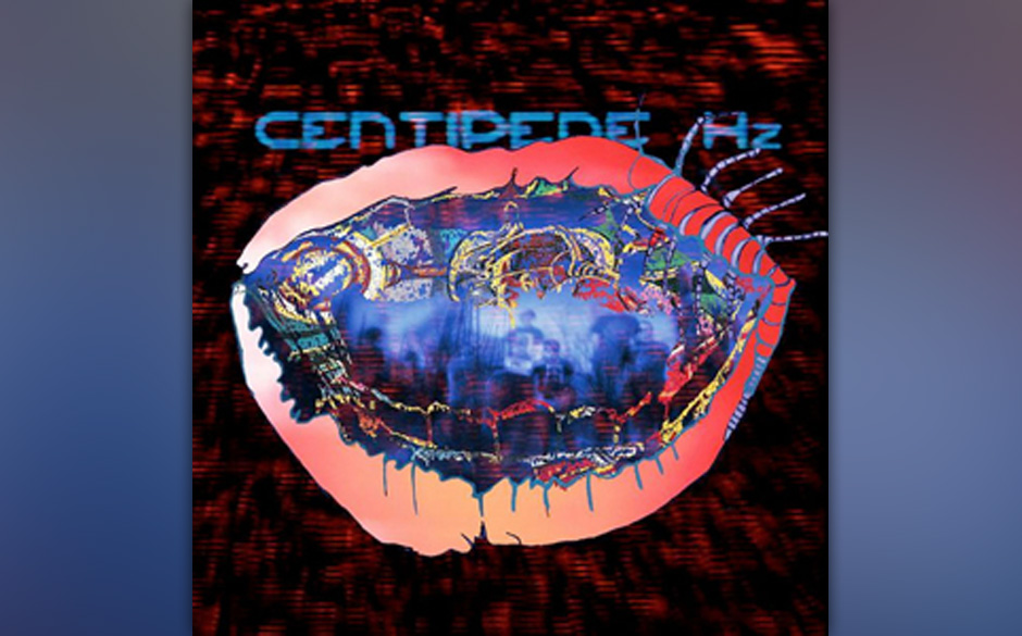 Platz 70: Animal Collective - Centipede HZ (300 Stimmen)