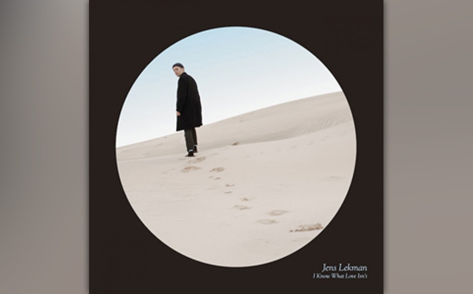Platz 100: Jens Lekman - I Know What Love Isn't (172 Stimmen)