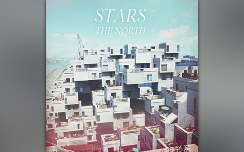 Platz 88: Stars - The North (202 Stimmen)