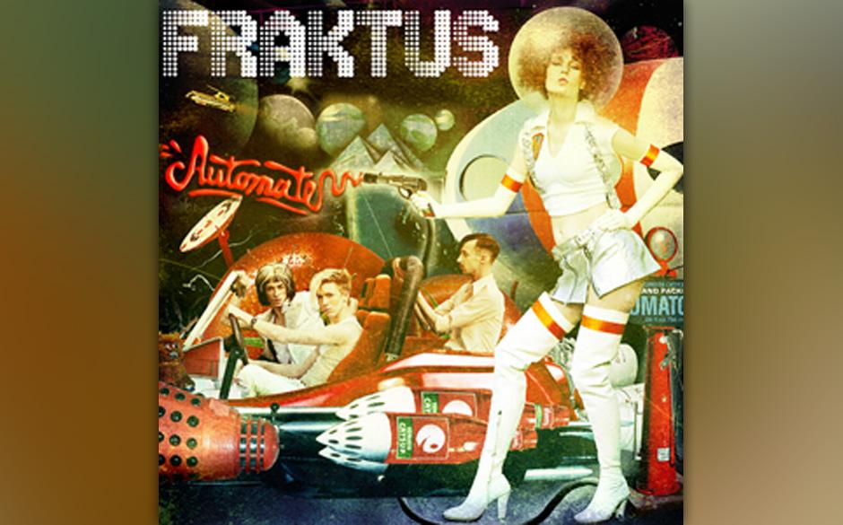 Platz 81: Fraktus - Millenium Edition (242 Stimmen)