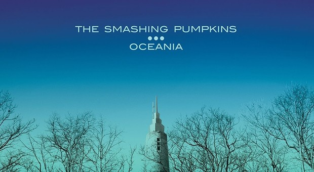Platz 63: The Smashing Pumpkins - Oceania (335 Stimmen)