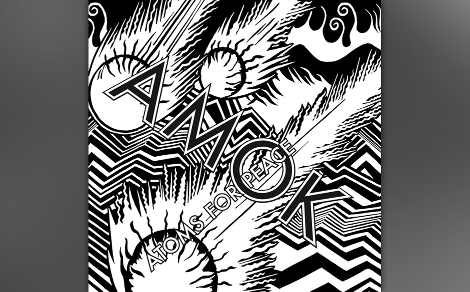 Atoms For Peace 'Amok' VÖ: 22.2.