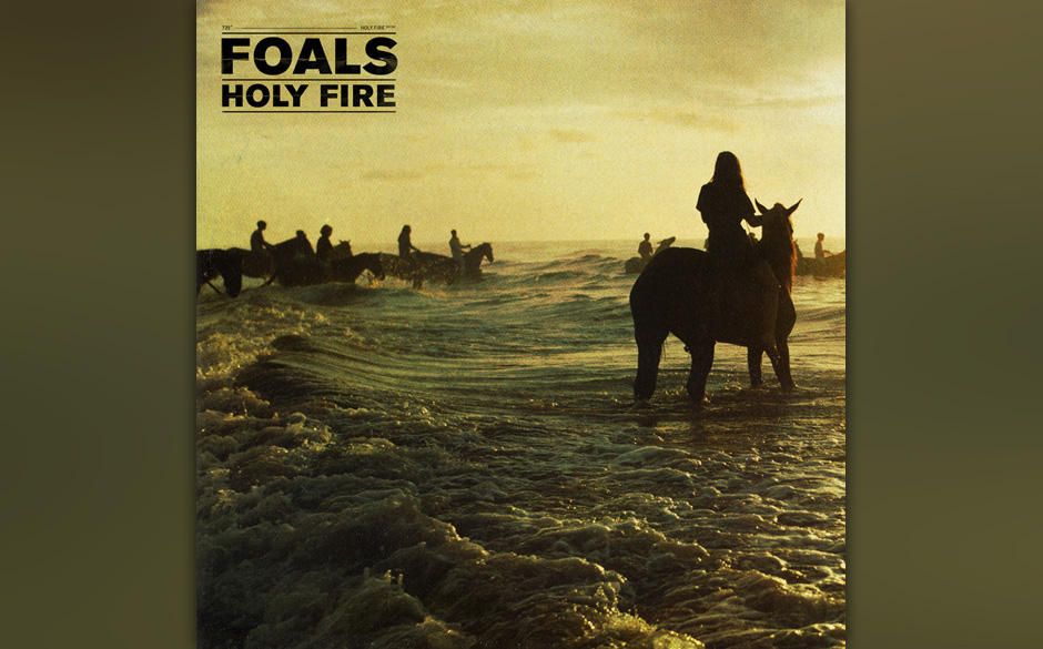 Foals 'Holy Fire' VÖ: 8.2.