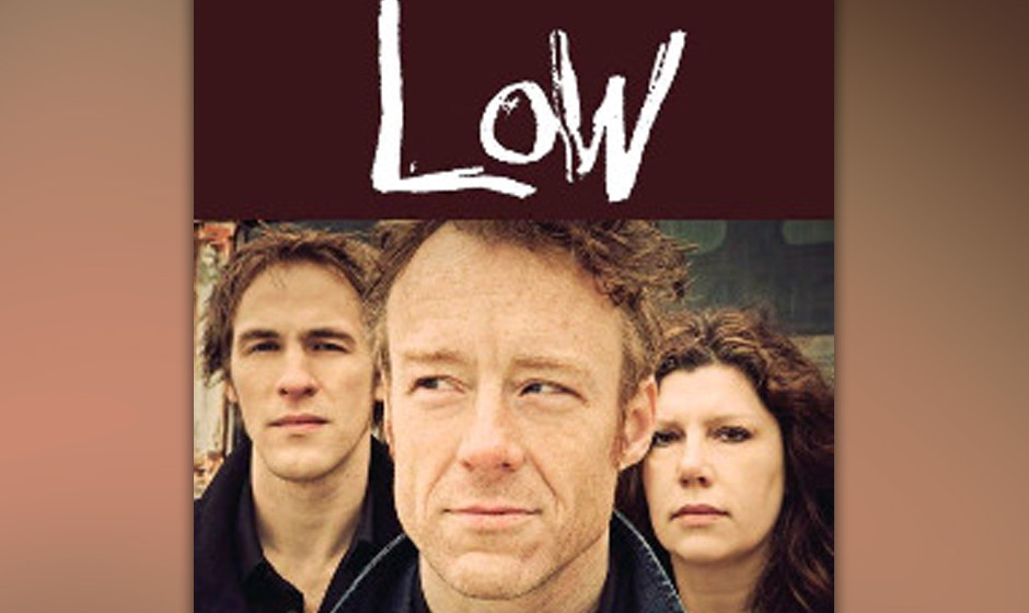 Low 'The Invisible Way' VÖ: 22.3.