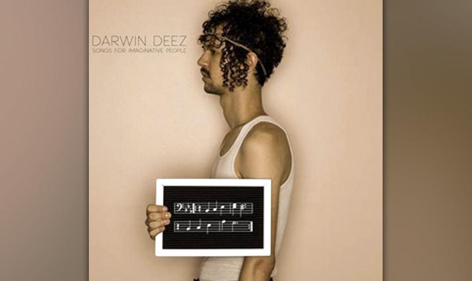 Darwin Deez 'Songs For Imaginative People' VÖ: 8.2.