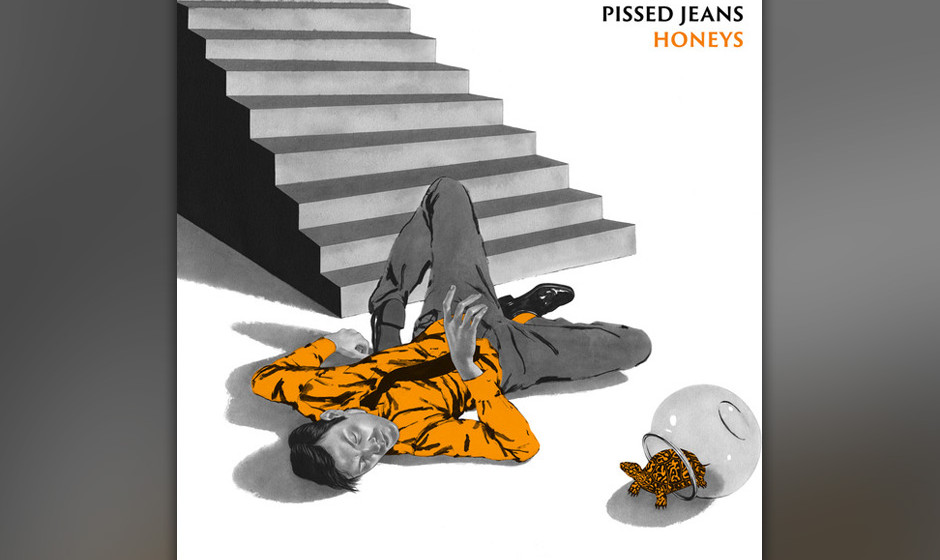 Pissed Jeans 'Honeys' VÖ: 15.2.