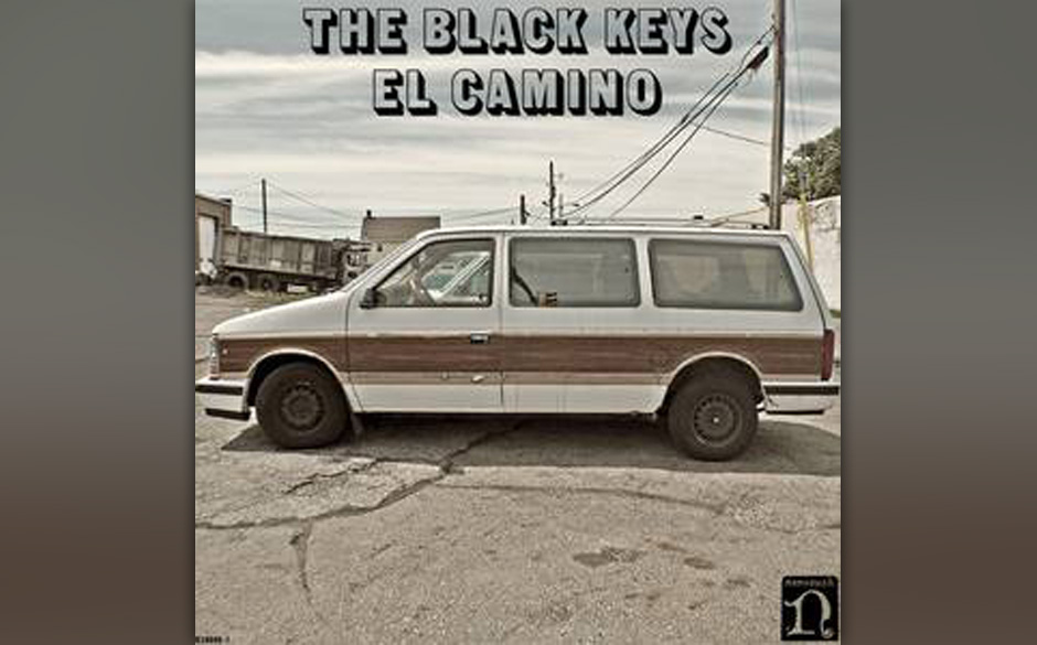 Platz 3: The Black Keys - El Camino (3407 Stimmen)