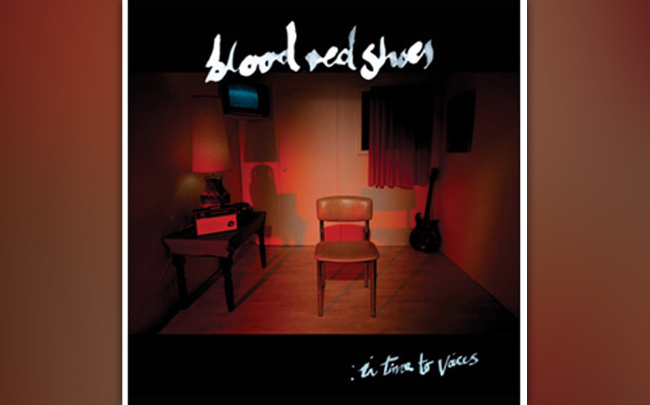 Platz 35: Blood Red Shoes - In Time To Voices (673 Stimmen)